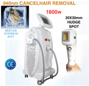 940nm CANCELHAIR REMOVAL 1800w